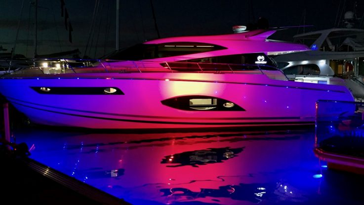 Horizon Sports Yacht Debut