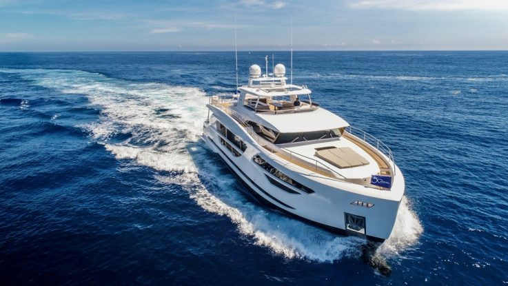 Cannes Debut Of Horizon FD85