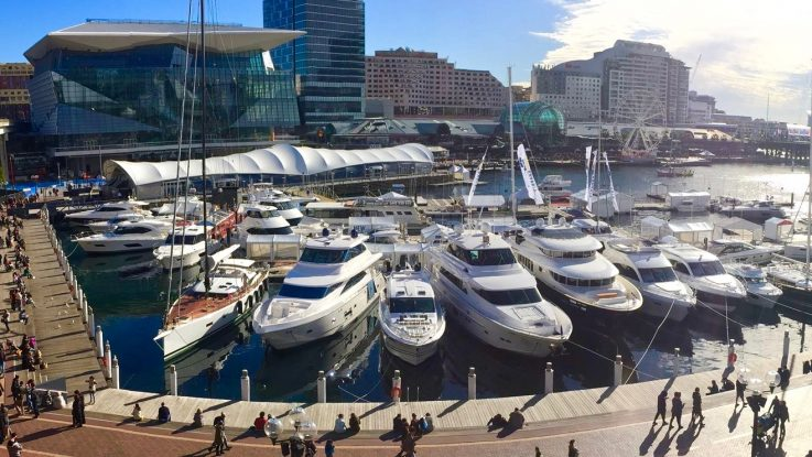 Sydney Boat Show VIP Function 2016