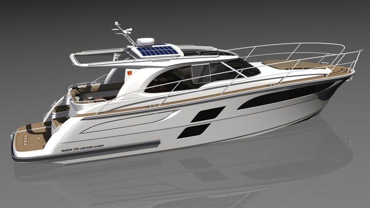 Marex Announces New 360 Cabriolet