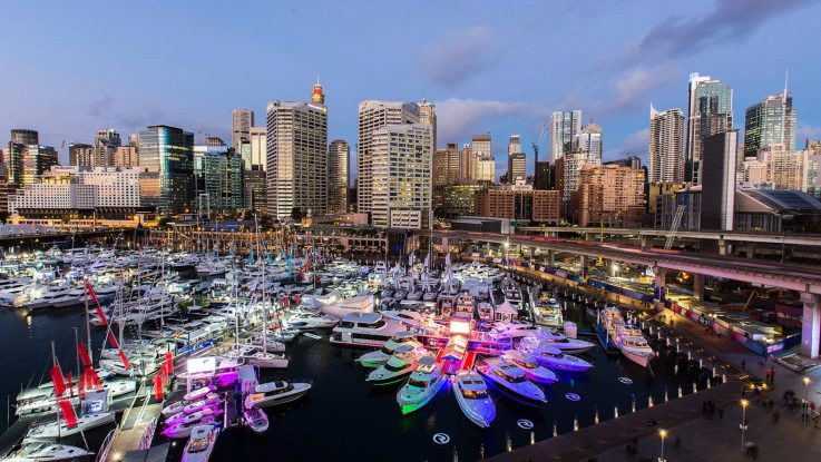 Sydney takes centre stage on eve of SIBS 2018