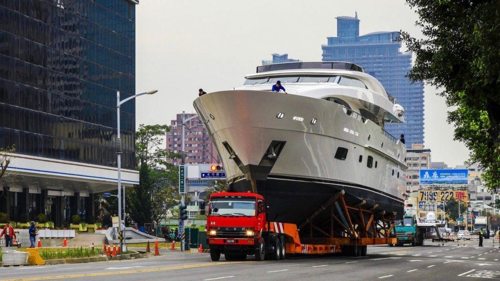 Horizon Dominates Taiwan Boat Show 1