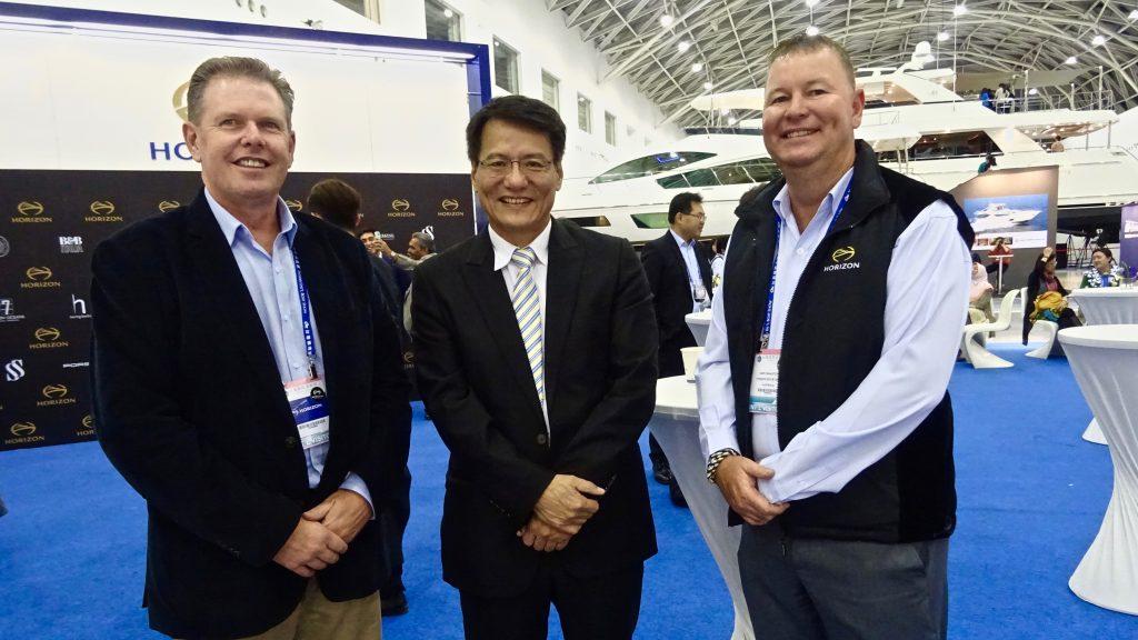 Horizon Dominates Taiwan Boat Show 2
