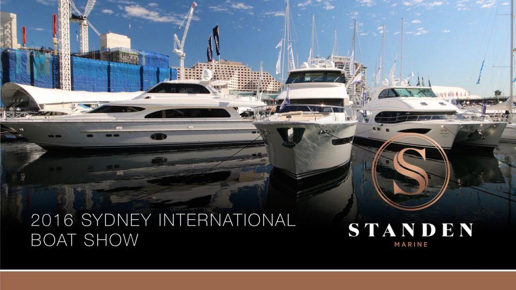Sydney Boat Show Setup Video 4