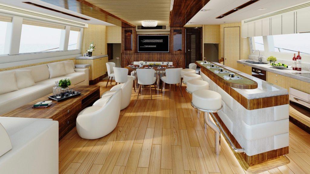 72 Foot Catamaran Excitement 4