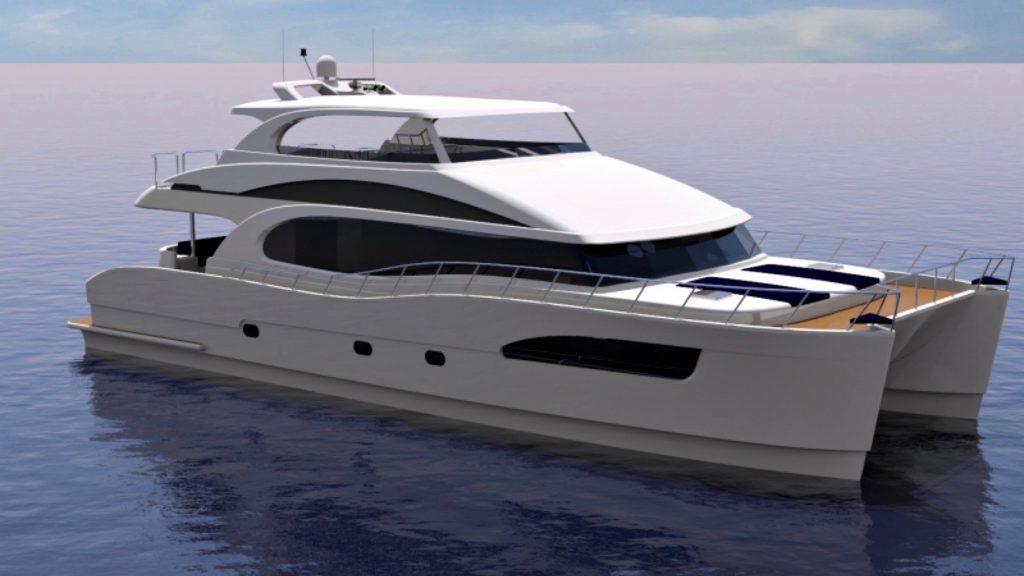 72 Foot Catamaran Excitement 3