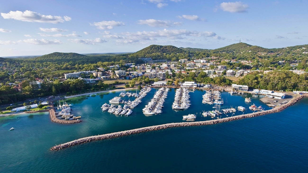 Photo: Aerial View of Nelson Bay