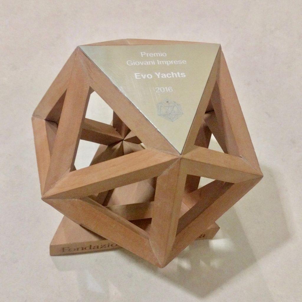 Evo Wins Business Award 2