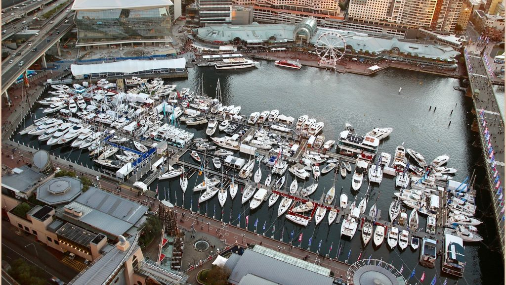 Sydney Boat Show Returns Home 1