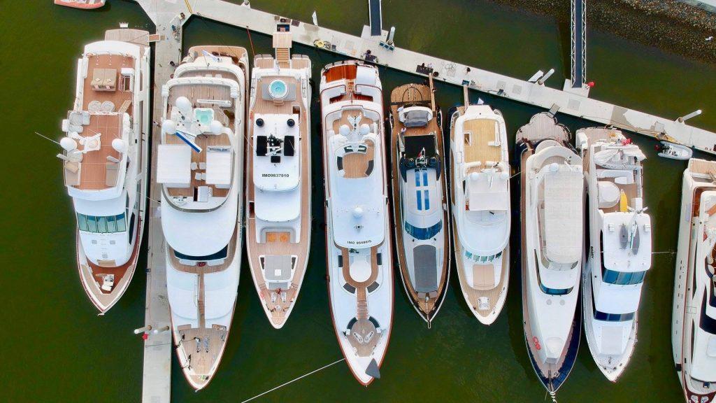 Australian Superyacht Rendezvous 1