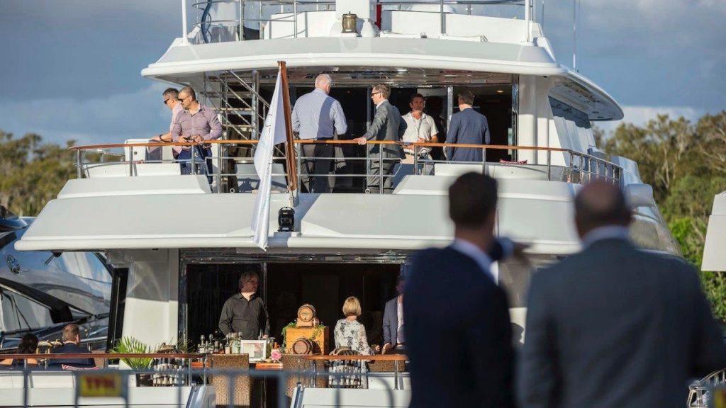 Australian Superyacht Rendezvous 11