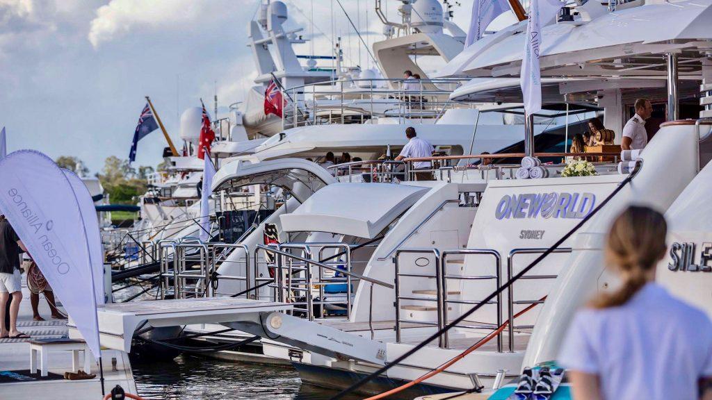 Australian Superyacht Rendezvous 7
