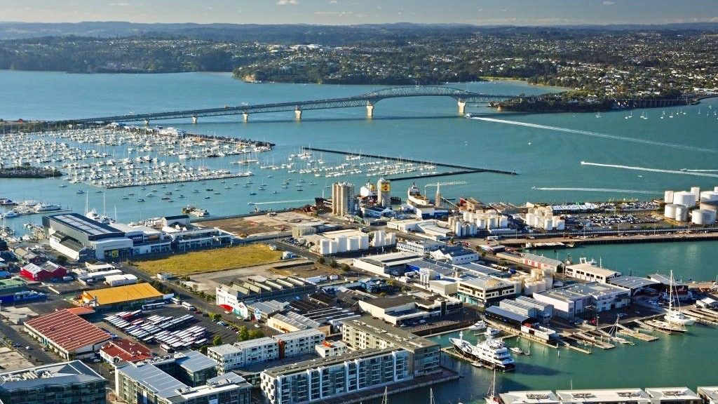 Auckland Marine Facilities Expansion 4