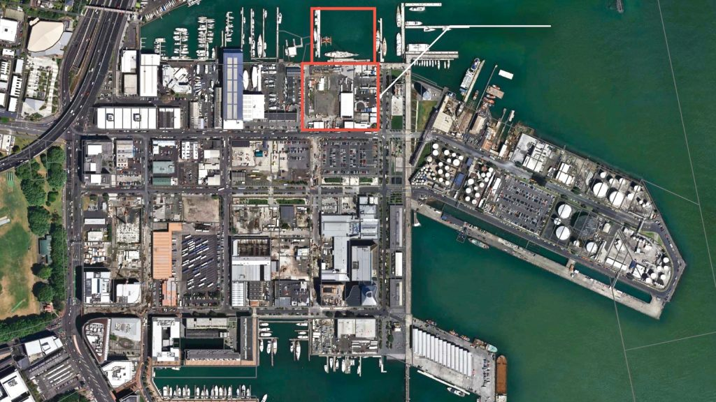 Auckland Marine Facilities Expansion 2