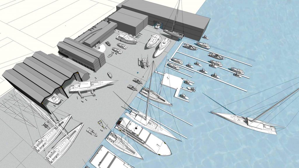 Auckland Marine Facilities Expansion 1