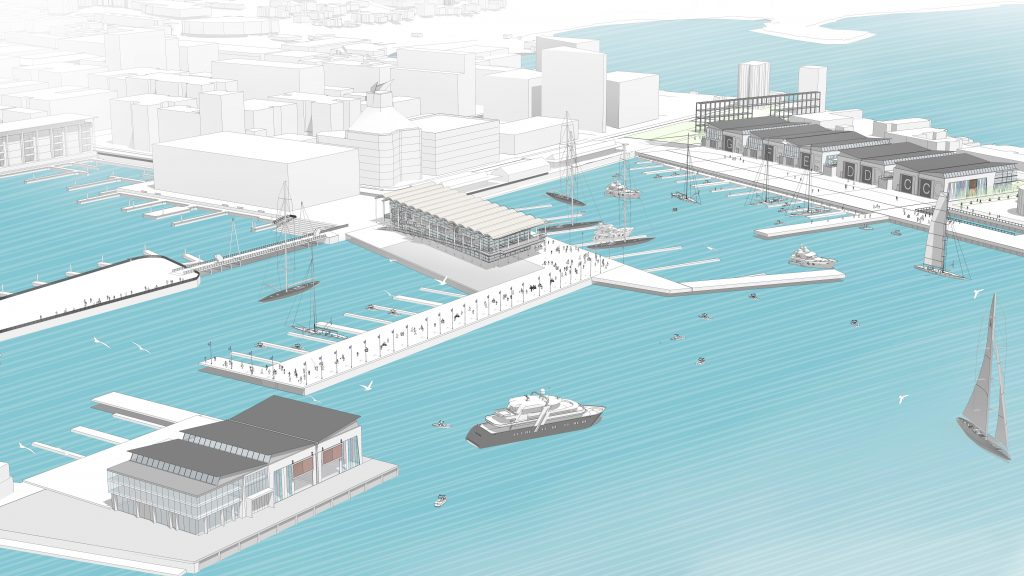 Auckland Marine Facilities Expansion 3