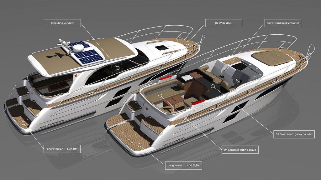 Marex Announces New 360 Cabriolet 1