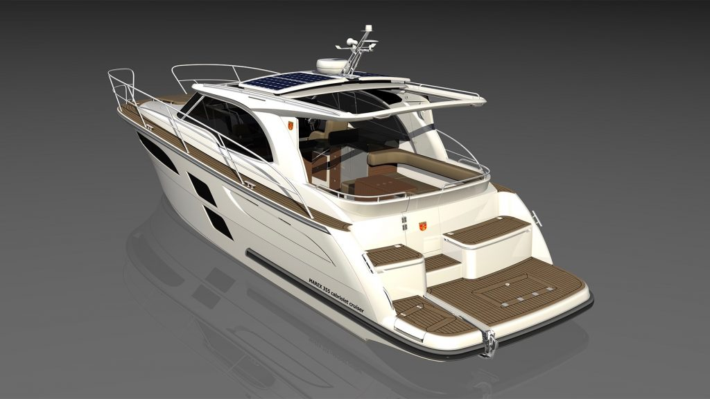 Marex Announces New 360 Cabriolet 2