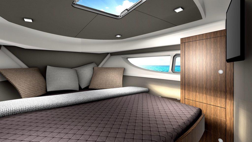 Marex Announces New 360 Cabriolet 3