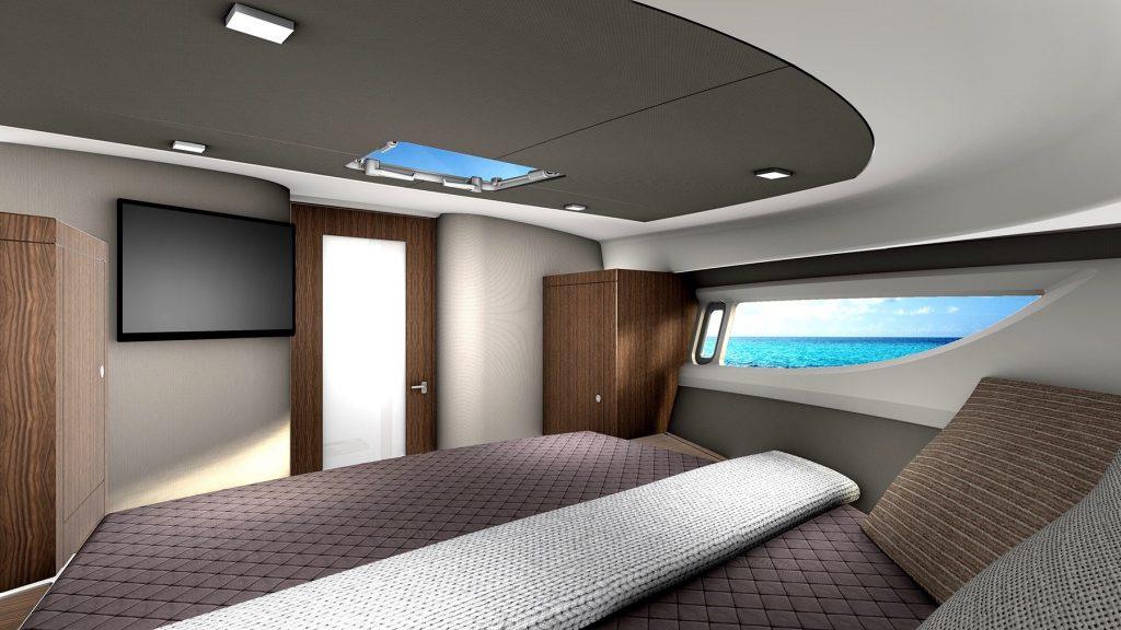 Marex Announces New 360 Cabriolet 4