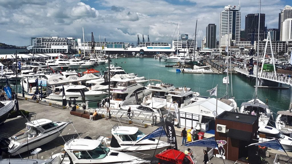 Marex Impresses Visitors At Auckland 2
