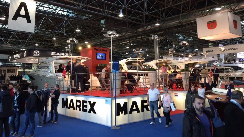 World Premiere of Marex 360 CC 4