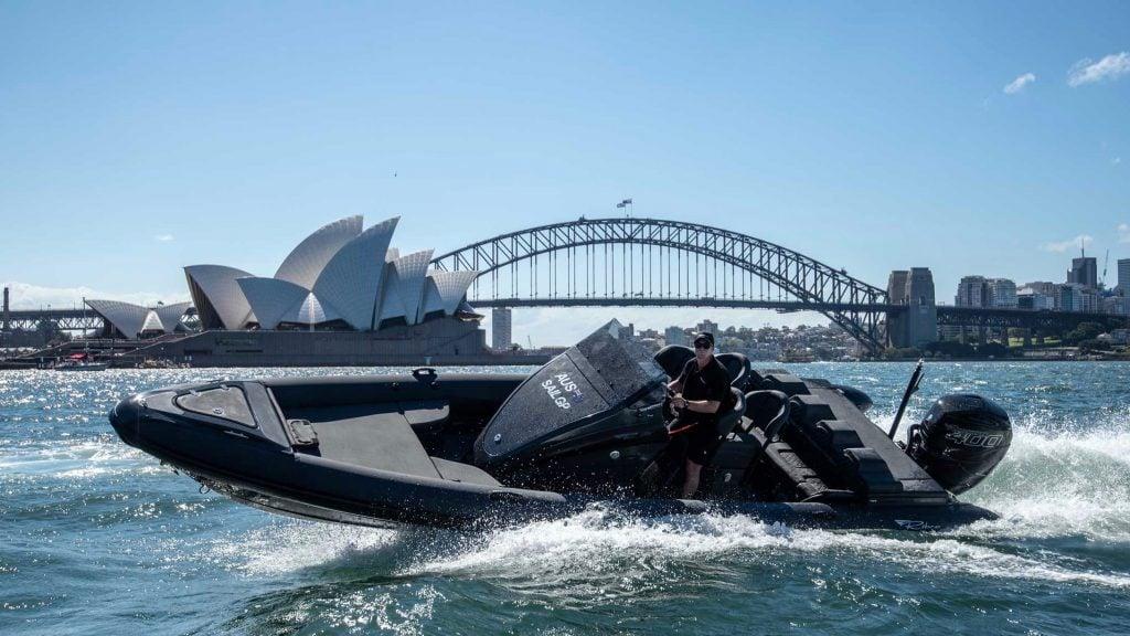 Ribco Powers The Australian SailGP 2