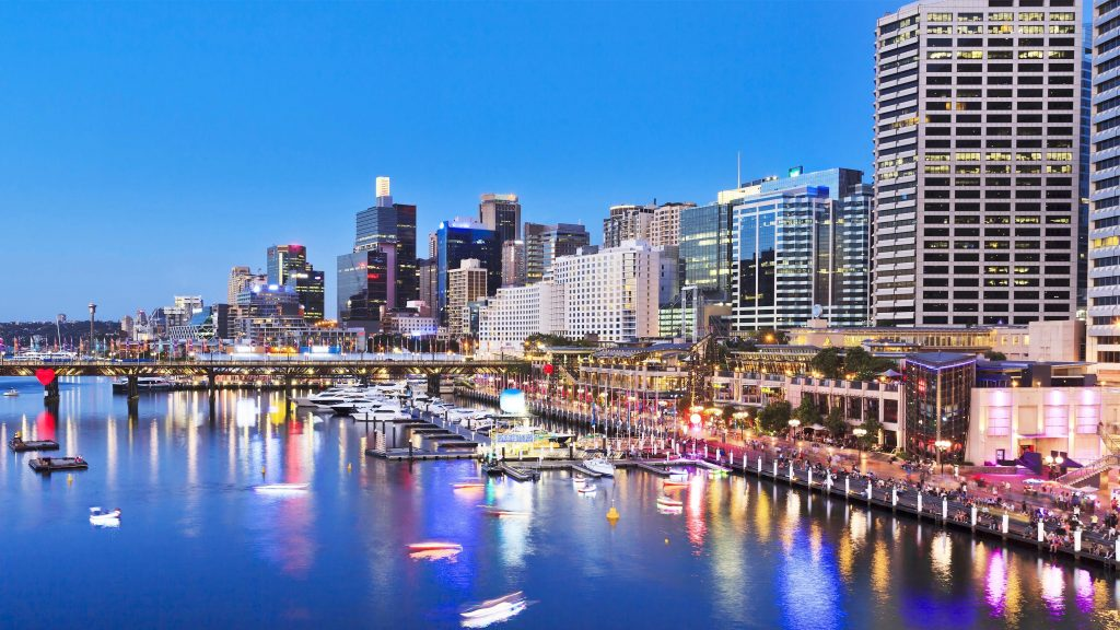Destination Darling Harbour 1