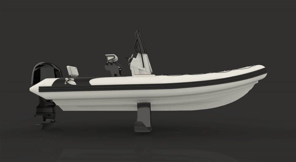 Exclusive Luxury Flying Tender 2