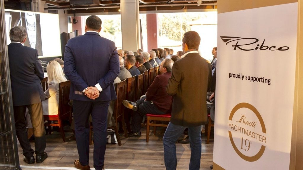 Ribco Sponsors 19th Benetti Yachtmaster In Athens 6