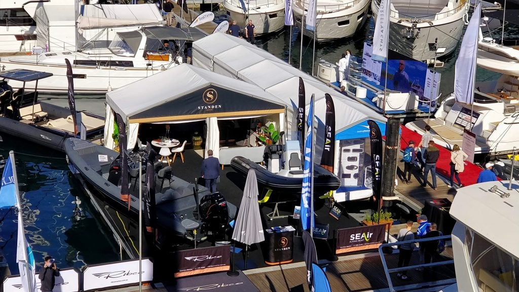 Success For Sydney International Boat Show (SIBS) 1