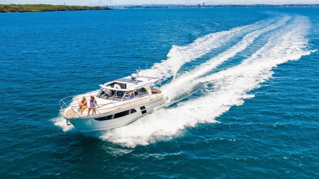Marex 375 Review By Boating NZ 3