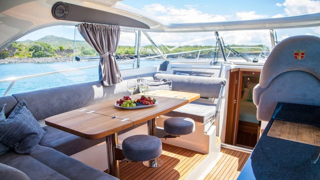 Marex 375 Review By Boating NZ 5