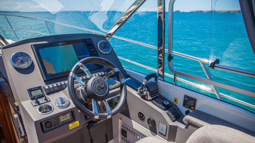 Marex 375 Review By Boating NZ 4