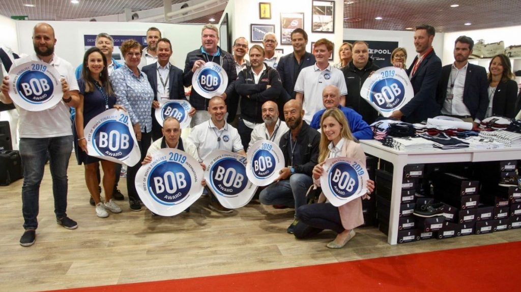 Recognition for the Marex 360 CC 1