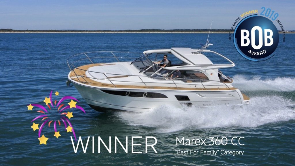 Marex 360 CC Is Officially The Winner! 2