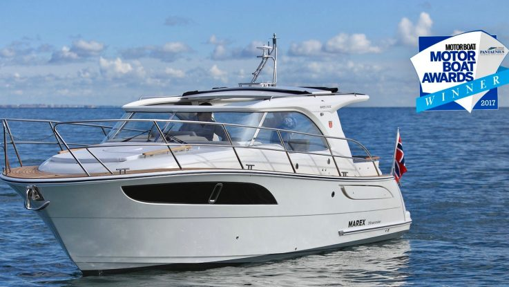 Marex 310 Wins Motor Boat of the Year