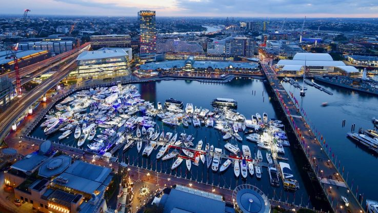 Success For Sydney International Boat Show (SIBS)