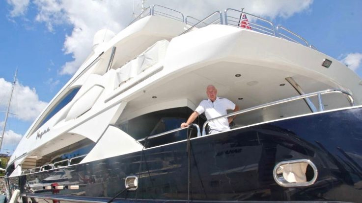 Superyacht Industry Potential in Australia