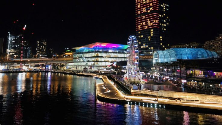 Destination Darling Harbour
