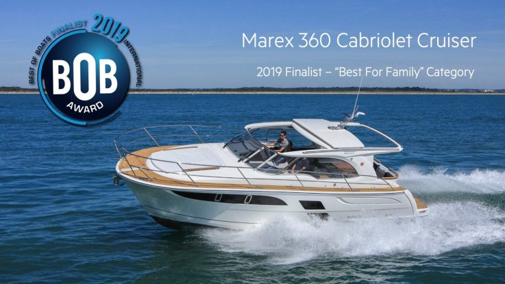 Recognition for the Marex 360 CC