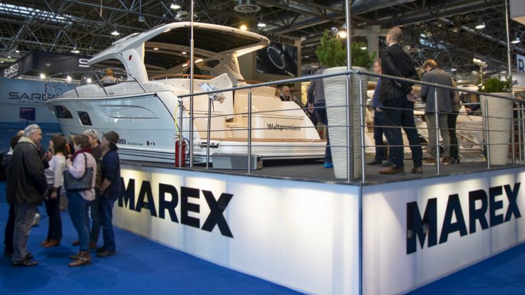 World Premiere of Marex 360 CC
