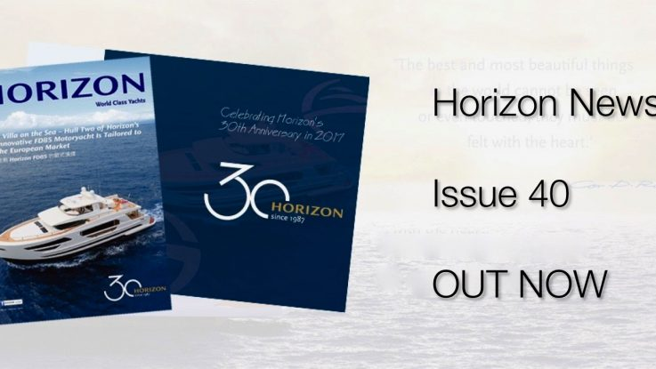 Browse Horizon News Issue 40