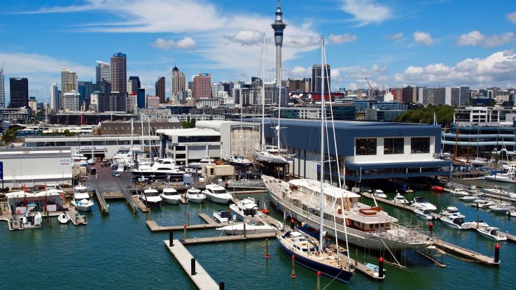 Auckland Marine Facilities Expansion