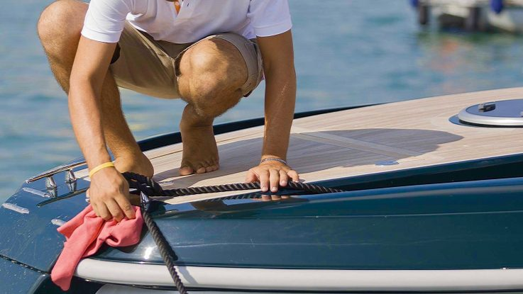 Boating Tip: Why Wash Regularly?